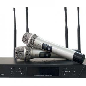 Micro không dây VinaKTV S650